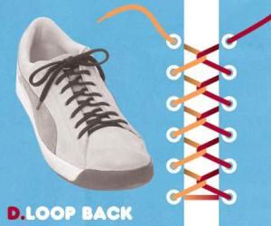 cara mengikat tali sepatu model loop back- salofa - instagram